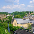 Old town and Fortifications in the City of Luxembourg — Stock Photo #11343914