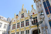 Liberty of Bruges Renaissance Hall in Bruges, Belgium — Stock Photo