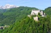Burg Hohenwerfen in Werfen, Austria — Stock Photo