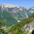 The Region of the Northern Limetone Alps in Austria — Stock Photo