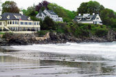 Manson along Maine Coast — Stock Photo