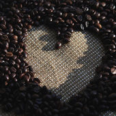 Coffe beans — Foto Stock