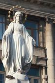 Statue Of Virgin Mary — Stock Photo