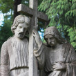 Стоковое фото: Disciples of Jesus Christ, apostles Peter and Paul with the