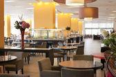 Hotel Buffet Dining Restaurant — Stock Photo