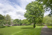 Westbourne Green park — Stock Photo