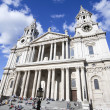 Stock Photo: St Paul's Cathedral, London, UK