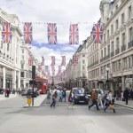 Oxford Street, London — Stock Photo #11453202