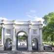 Marble Arch, London, England — Stock Photo