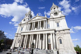 St Paul's Cathedral, London, UK — Stok fotoğraf