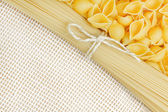 Pasta background — Foto de Stock