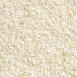 Wheat farina (semolina) background macro — Stock Photo
