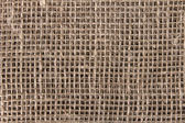 Burlap background — Stockfoto
