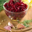 Grated beet — Stock Photo #11814196