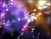 Multi Colored Light Burst — Stock Photo