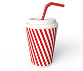 Beverage cup — Stock Photo