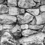 Rock wall — Stock Photo