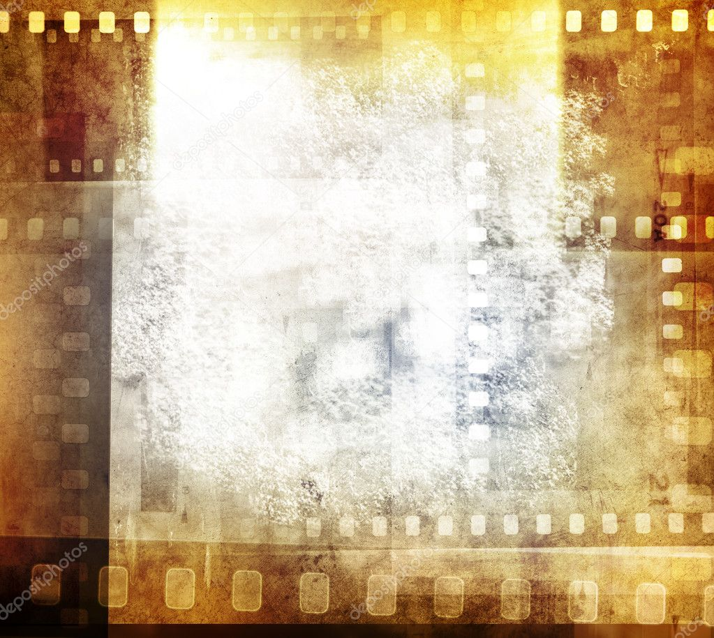 Film negatives background — Stock Photo © stillfx #11752281