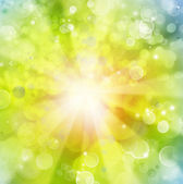 Bright background — Stock Photo