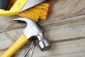 Work tools. — Stock Photo