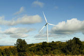 Wind turbine — Stockfoto