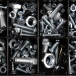 Nuts and bolts — Foto de stock #12307535