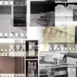 Stock Photo: Film negatives