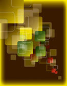 Abstract Vector Background. Eps10 Illustration. — Vetorial Stock