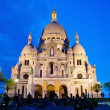 Stock Photo: Paris. sacre coeur in montmartre