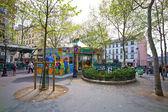 Paris, frança. montmartre — Foto Stock