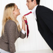 Bullying at work — Stock Photo #10986670