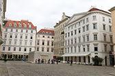 Austria, vienna, judenplatz — Stock Photo