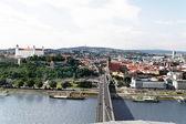 Slovakia, bratislava, skyline — Stock Photo