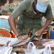 Fish Market - Stock Photo