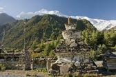 Nepal - Annapurna — Stock Photo