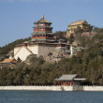 Ansicht der Sommerpalast in Peking - china — Stockfoto