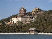 View of Summer Palace in Beijing - China — Stock Photo