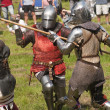 Stock Photo: Knights Tournament