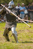 Knights Tournament — Stock Photo