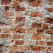 Background - Old bricklaying — Stock Photo #11674881