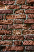 Background - the Old bricklaying — Stock Photo