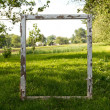 Window Frame — Stock Photo #10909709