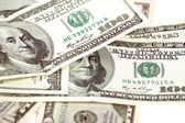 Abstract Dollars Background — Stock Photo