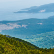 Aerial of montenegro - Stock Photo
