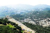 Mounteins landskap i montenegro — Stockfoto