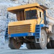 Truck of mining in open cast. Minerals industry — Stock Photo