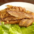 Fried fish thai food — Stock Photo