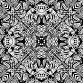 Black pattern — Stock Vector