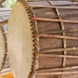 Two drums - Foto Stock