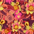 Seamless floral pattern — Stock Vector #12307797